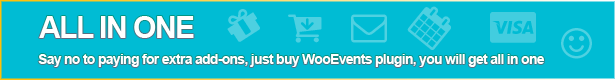 WooEvents -  Calendar and Event Booking - 8